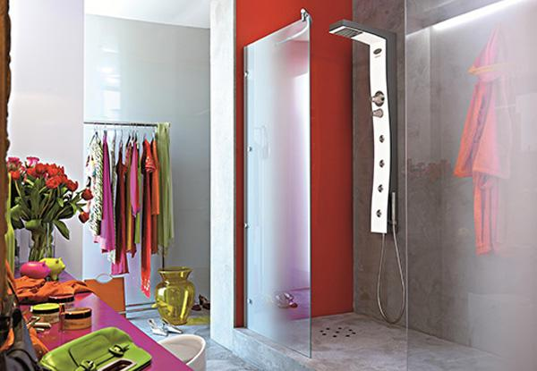 Colonne doccia idromassaggio: guida alla scelta