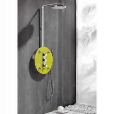 Colonna doccia Idro rotonda di Leroy Merlin