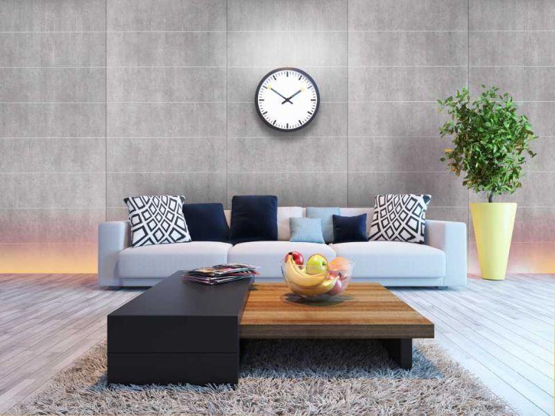 Pannello decorativo effetto cemento di Sibu Design