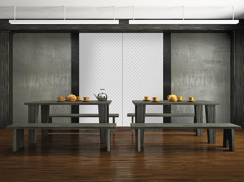 Pannelli decorativi 3d Punch-line 3d di Sibu Design