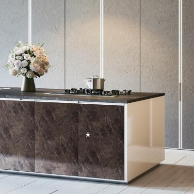Pannelli decorativi Sibu design *sg marble brown ar+