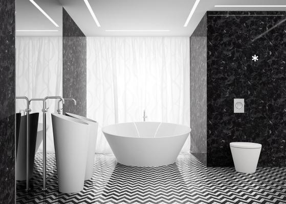 Sibu design *ba marble black