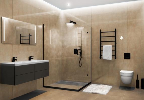 Rivestimento bath art *ba-metallic-used-sand