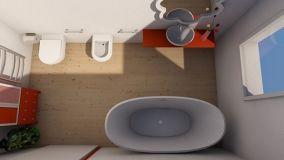 Come progettare al meglio un bagno di piccole dimensioni