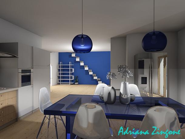 Render scala interior design
