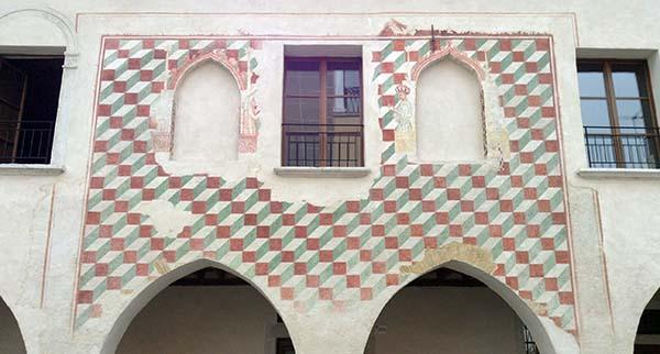 Il restauro scientifico riguarda edifici di pregio vincolati come bene culturale.