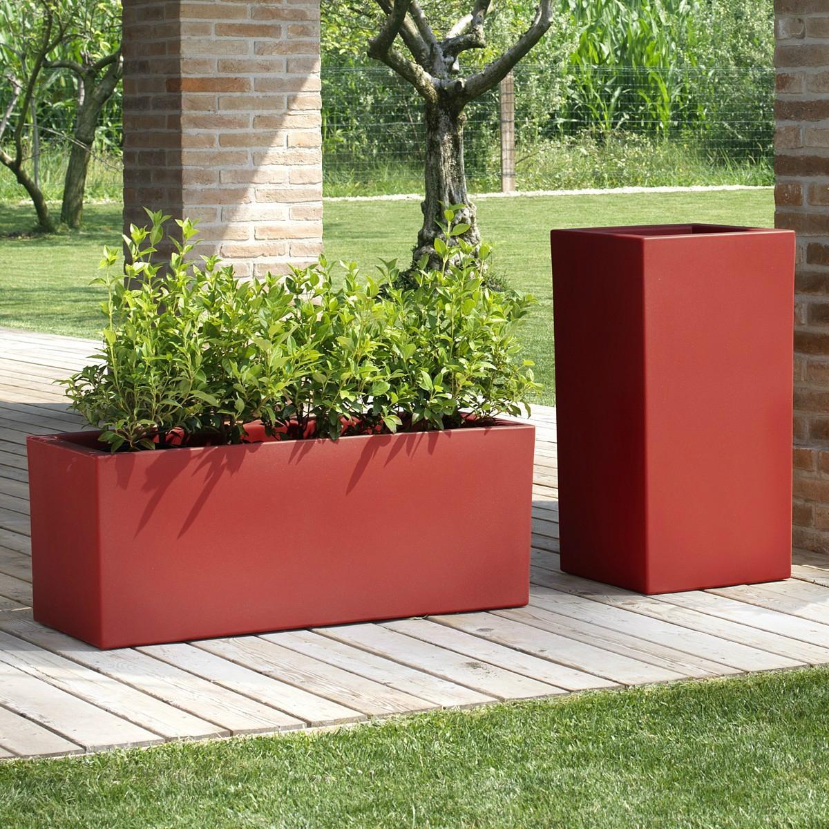 Vasi Da Giardino Colorati foto - vasi particolari per rinnovare il giardino