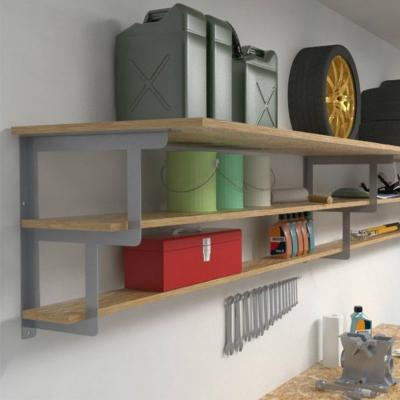 Reggimensola a 3 ripiani per garage Veca