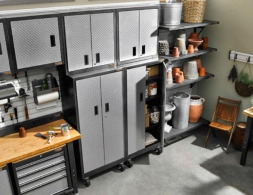 Sistemazione del garage - Mobili per garage ...