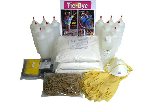 Kit per tie & dye di Dharma Trading