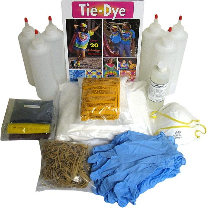 Kit tie dye Dharma Trading