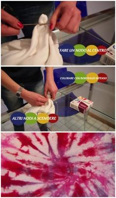 Kit per tie dye Coloreria Italiana