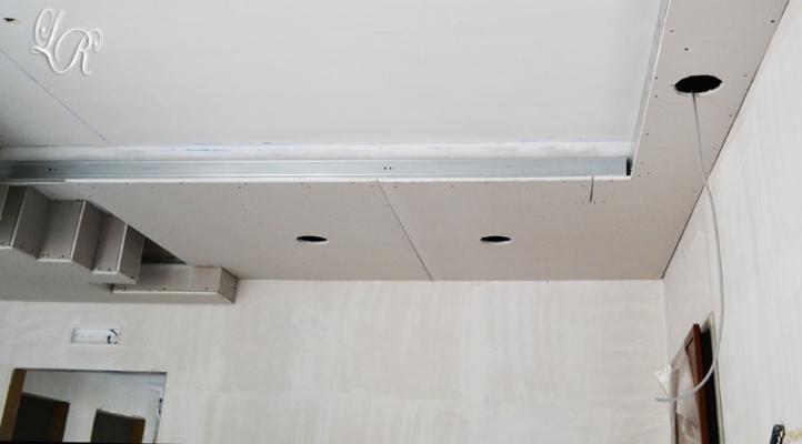 Mascherare l impianto di climatizzazione col cartongesso