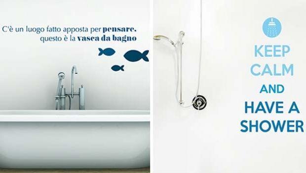 A ognuno il suo stile: 10 idee per decorare la stanza da bagno