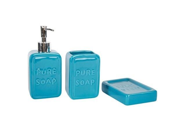 Set Pure soap