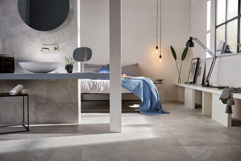 Pavimenti in gres X-Rock di Imola Tiles Full Of Life
