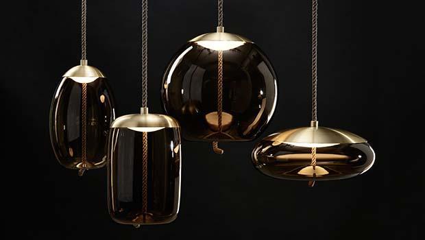 Lampadari in vetro di Murano, Knot