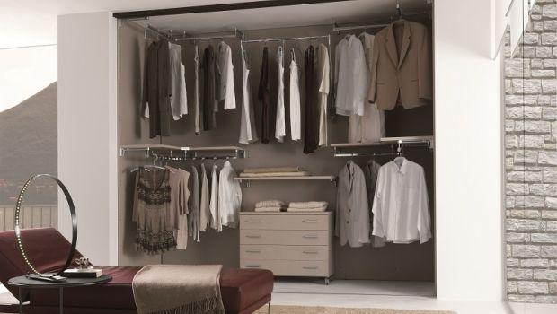 Cabine armadio personalizzate e su misure per tutti gli spazi