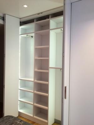 Cabina armadio proposta da Arredi e Mobili