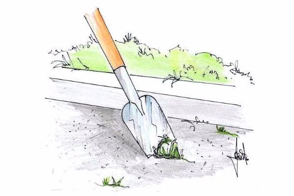 Vialetto privato: pulizia periodica della superficie asfaltata