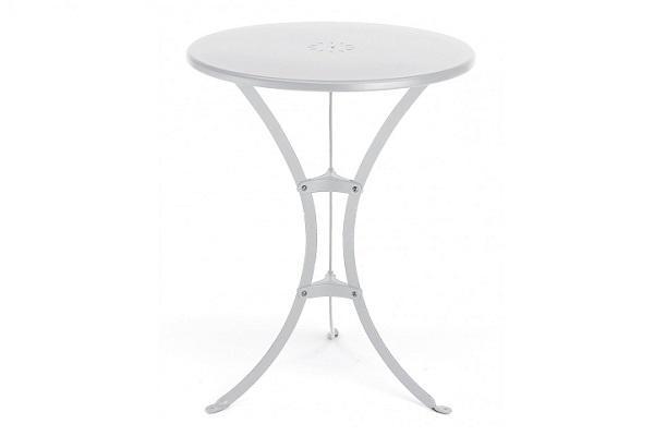 Tavolo da giardino Raffaello bianco di Italia Mobili