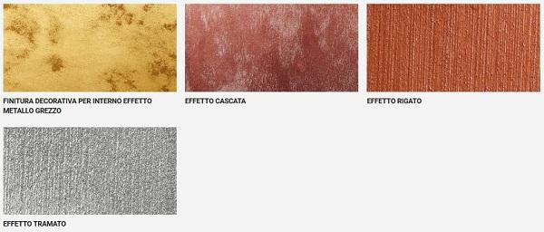 Pittura effetto metallo spazzolato Marcopolo