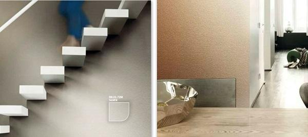 Pitture effetto metallizzato Alpha Design di Sikkens