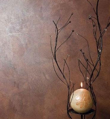 Pittura effetto ferro battuto di Oikos