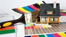 Scegliere la pittura per pareti interne