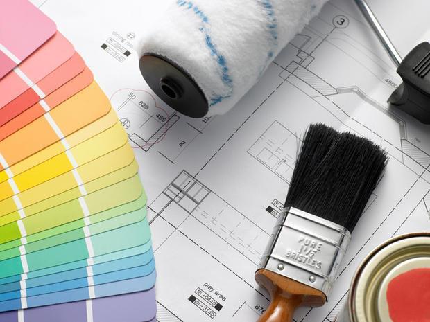 Migliore Pittura Murale Per Interni.Scegliere La Pittura Per Pareti Interne