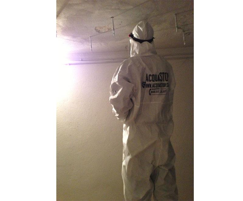 Acqua in garage: soluzione con resine impermeabilizzanti AcquaSTOP
