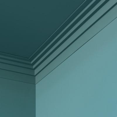 Cornice per soffitto in poliuretano di Bianchilecco