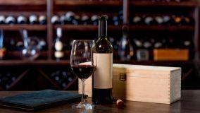 Cantina per la conservazione del vino