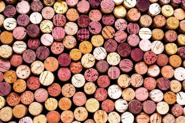 Tappi in sughero per bottiglie di vino