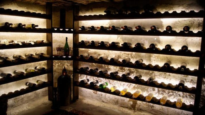 Cantina dove conservare il vino