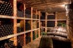 Vini conservati in cantina