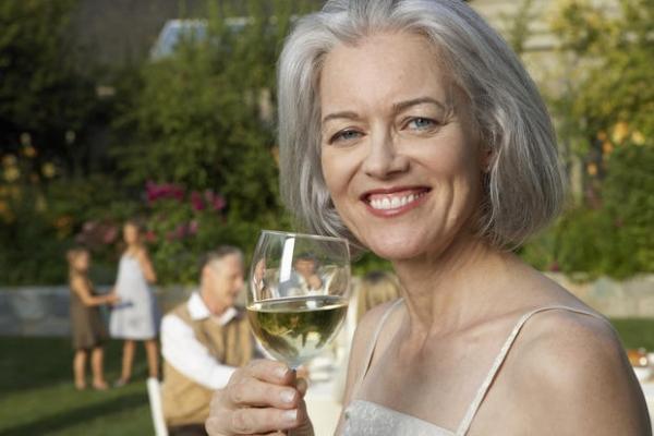 Buon vino consevato in cantina