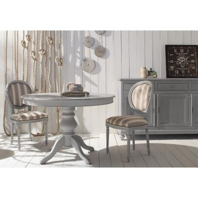 Tavolo ovale allungabile stile shabby di Arreditaly