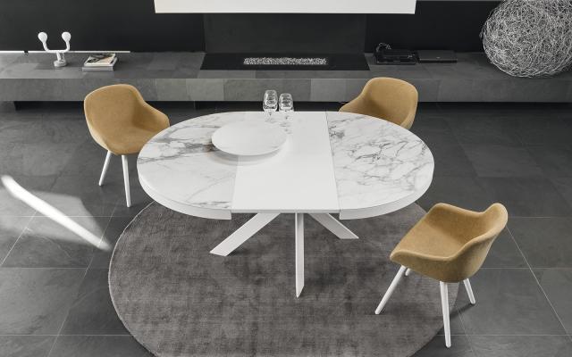 Tavoli da pranzo ovali - Tavoli sala da pranzo calligaris ...