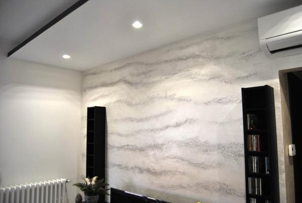 Bagni In Marmorino : Differenze tra intonaco marmorino e stucco veneziano