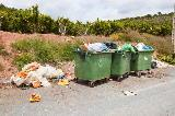 Cassonetti dei rifiuti urbani