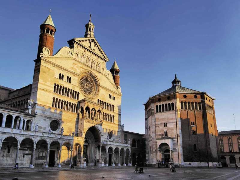 Caso studio ala Cattedrale di Santa Maria Assunta a Cremona, deumidificazione elettrofisica di Tecnova Group