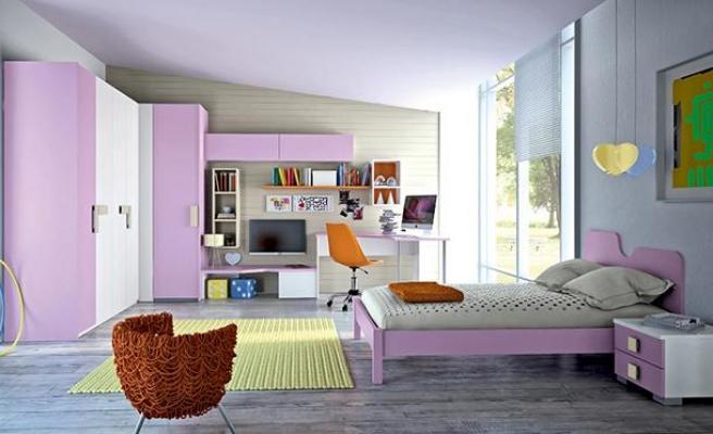 Columini casa armadi per la cameretta dei bambini with for Decorare una stanza per bambini