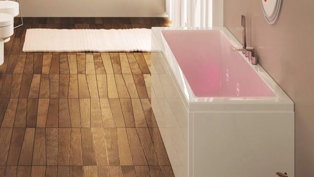 Piccola Vasca Da Bagno Dove Si Sta Seduti : Progettare una vasca da bagno