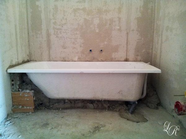 Vasca Da Bagno Da Incasso : Progettare una vasca da bagno