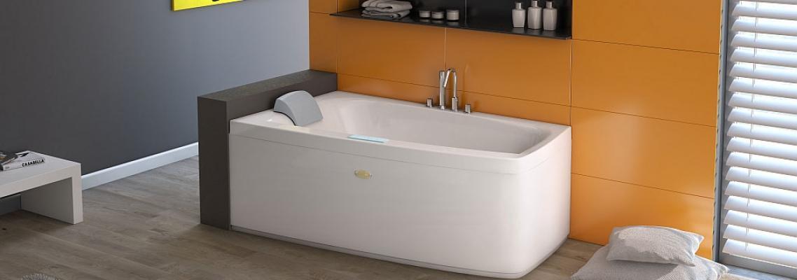 Vasche da bagno moderne Jacuzzi