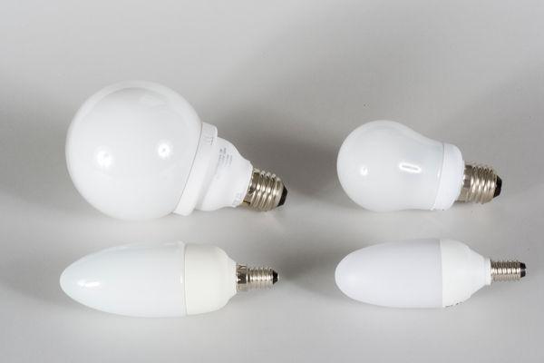 Tipologie di lampade esauste