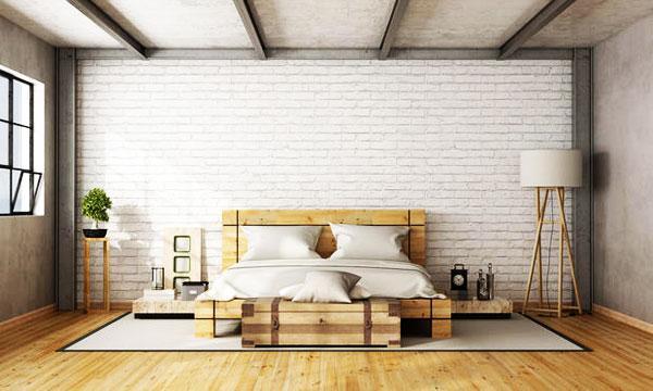 Camere da letto a nord-est