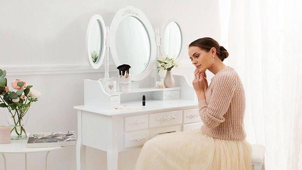 Come realizzare un angolo beauty fai da te in casa