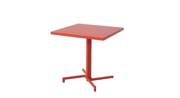 Tavolo quadrato Mia di Emu